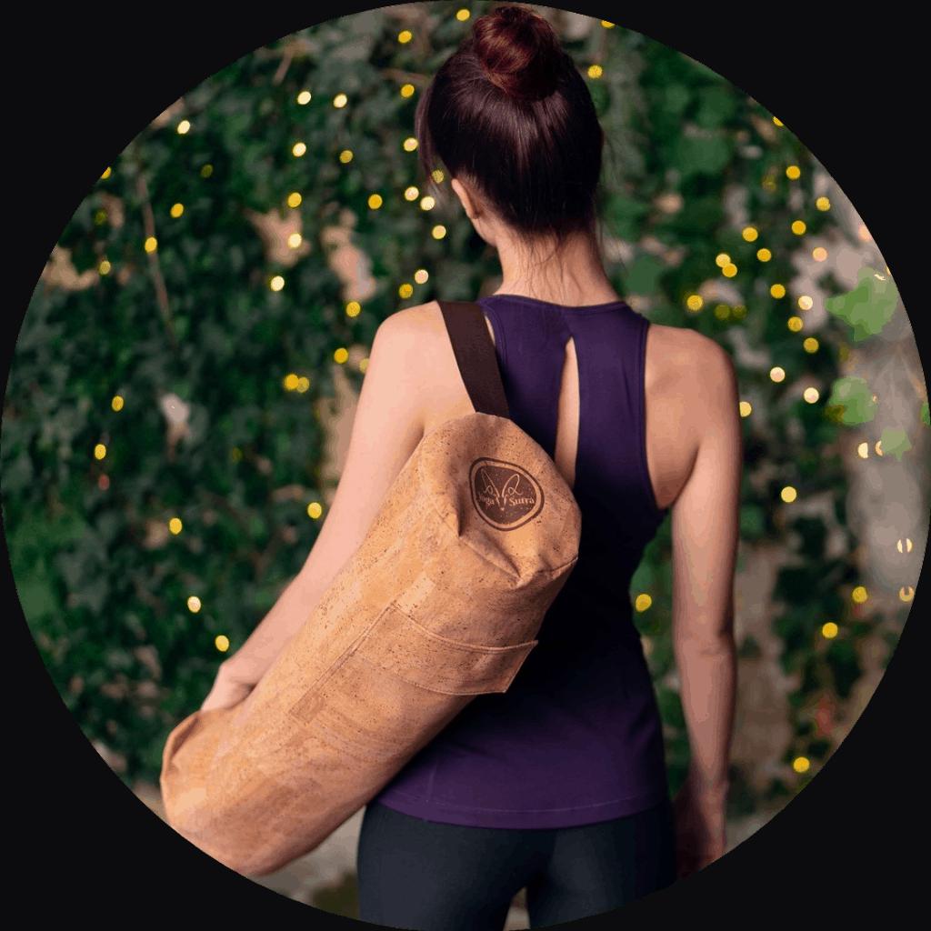 Yoga Sutra jógatáska