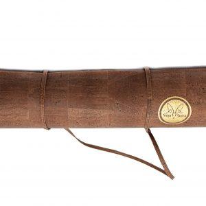 Prémium Yoga Sutra Parafamatracok (Brown) vállon hordható pánttal